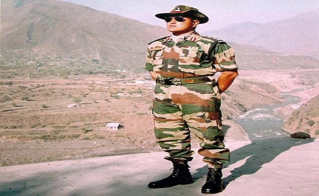 Colonel Vasanth Venugopal