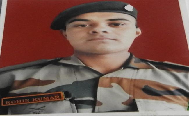Martyr Rohin Kumar