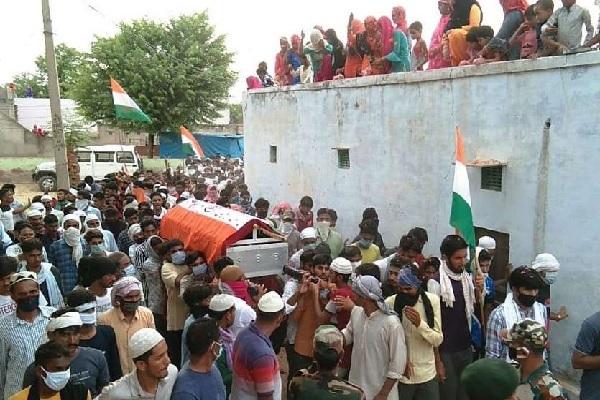 पाकिस्तान की ओर से हुई गोलीबारी में 22 साल का जवान शहीद, कुछ समय पहले तय हुई थी सगाई