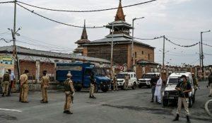 जम्मू कश्मीर: आर्टिकल 370 के हटाए जाने की पहली वर्षगांठ पर कर्फ्यू हटाया गया