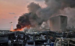 बेरूत में हुए धमाके से भारत को सबक लेने की जरूरत, चेन्नई में मंडरा रहा खतरा!