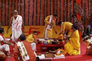 श्रीराम जन्मभूमि के पूजन के लिए तैयार है अयोध्या, खत्म हुई इंतजार की घड़ी