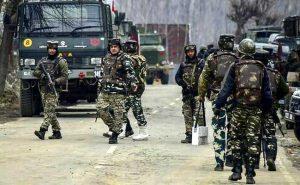जम्मू कश्मीर में 2 बड़े आतंकी हमले, एक सरपंच की हत्या , 2 जवान घायल