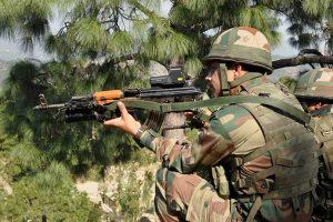 जम्मू-कश्मीर: पाकिस्तान ने किया सीजफायर का उल्लंघन, भारतीय सेना दे रही मुंहतोड़ जवाब