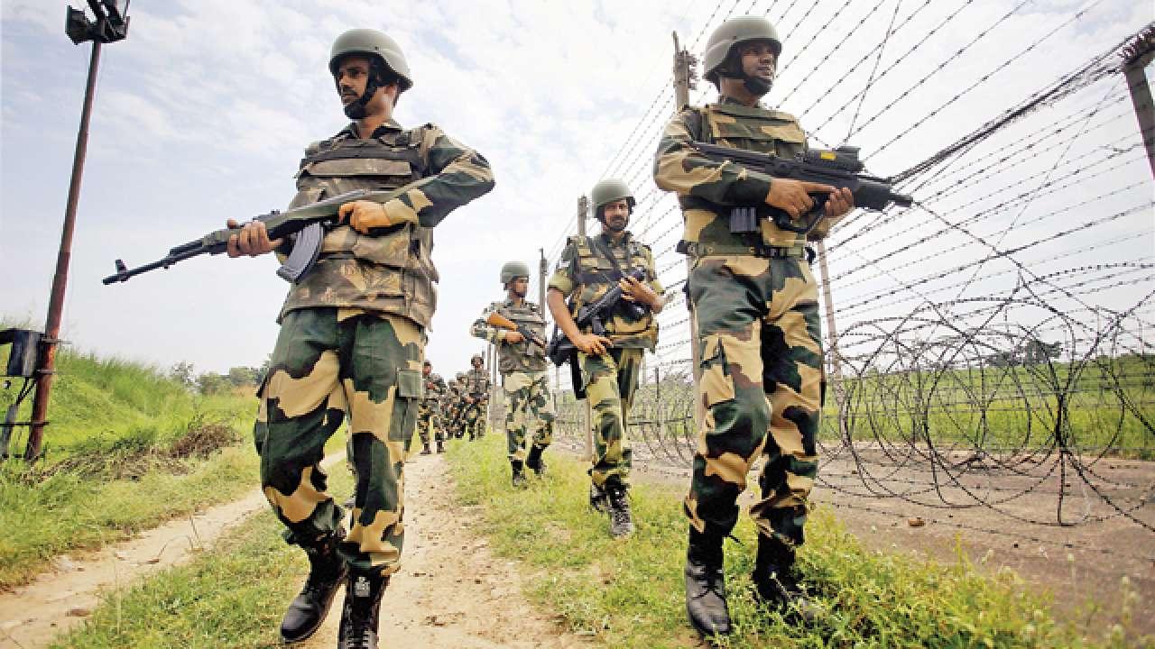 बाड़मेर में घुसपैठ की कोशिश कर रहा था पाकिस्तानी शख्स, BSF जवानों ने मार गिराया