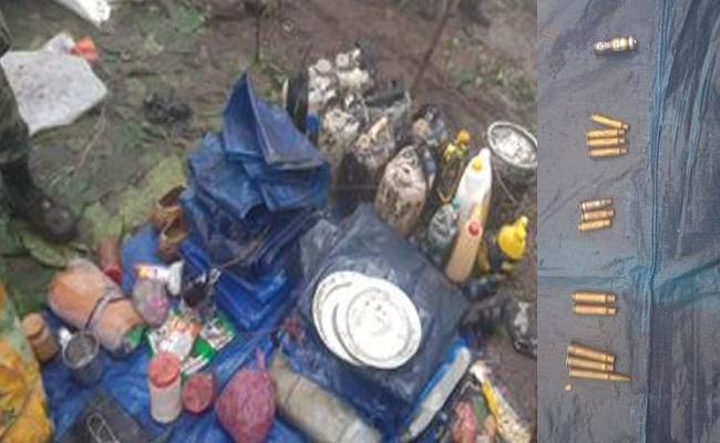 ओडिशा में सुरक्षाबलों को मिली बड़ी कामयाबी, एक साथ 4 नक्सली कैंपों का भंडाफोड़
