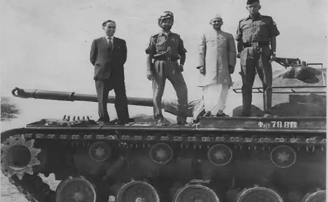 India Pakistan War 1965