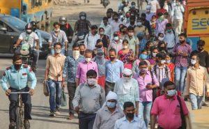 Coronavirus Updates: देश में संक्रमितों की संख्या 92 लाख के पार, दिल्ली में खौफनाक हुए हालात