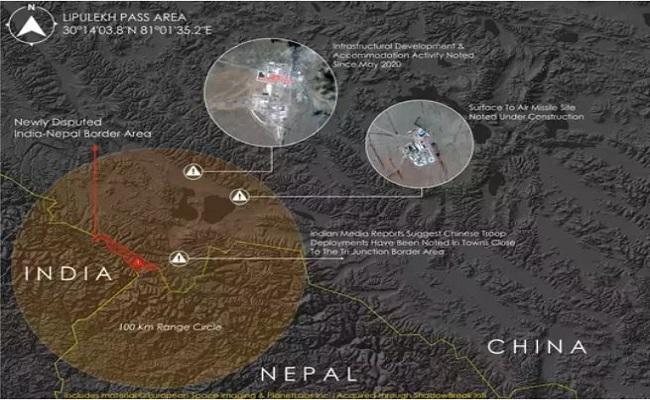 चीन की नई चालबाजी, लिपुलेख में मिसाइल तैनाती के लिए बना रहा साइट