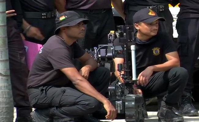 दिल्ली पुलिस की स्पेशल सेल ने ISIS के आतंकी को दबोचा, देखें तस्वीरें
