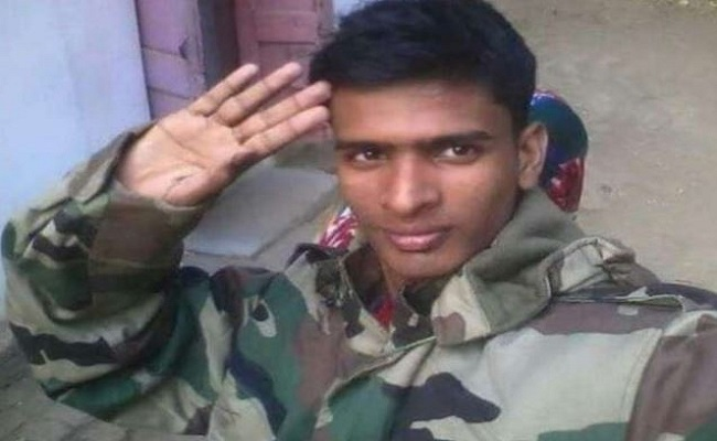 Martyr Manish Vishwakarma