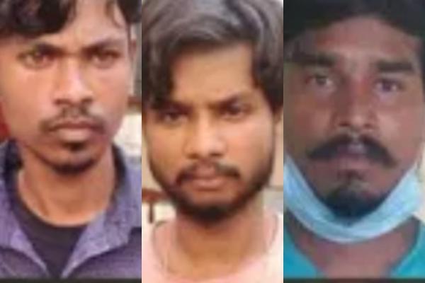 रांची पुलिस को मिली बड़ी कामयाबी, PLFI के 3 उग्रवादी गिरफ्तार, 2 पिस्टल और गोलियां बरामद