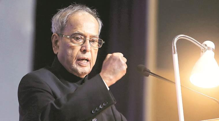 Pranab Mukherjee प्रणब मुखर्जी