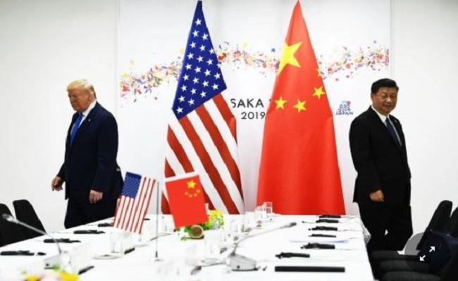 भारत के बाद अब अमेरिका से भी पंगा ले रहा चीन, रिपोर्ट में हुआ ये खुलासा