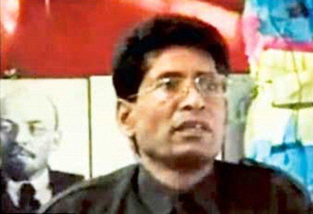 Naxal Leader