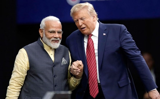 अमेरिका में ट्रंप के कार्यकाल के दौरान भारत ने भारी मात्रा में खरीदे हथियार, जानें आंकड़ा