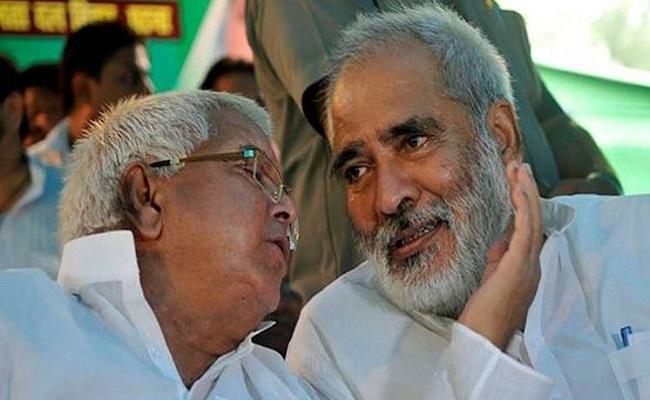 नहीं रहे पूर्व केंद्रीय मंत्री और राजद के दिग्गज नेता डॉ. रघुवंश प्रसाद सिंह, दिल्ली AIIMS में ली अंतिम सांसें
