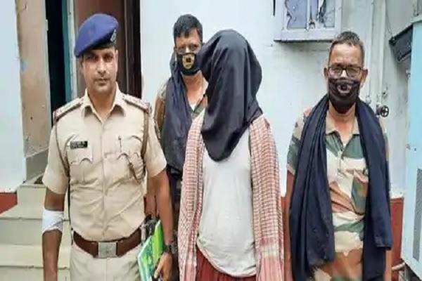 बिहार: नक्सली भोला कोड़ा गिरफ्तार, दोहरे हत्याकांड मामले में चल रहा था फरार