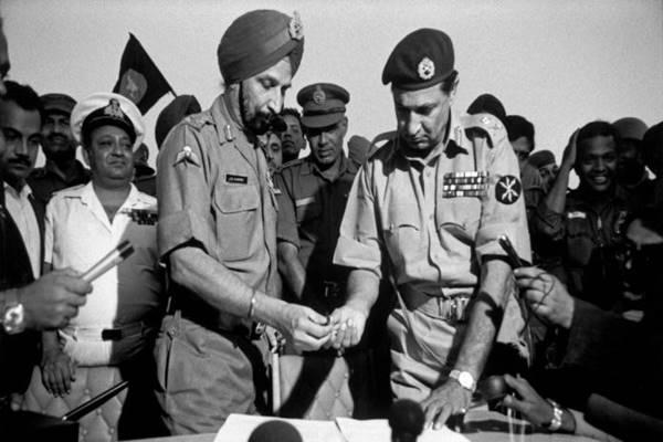 1971 के युद्ध में लेफ्टिनेंट जनरल जगजीत सिंह अरोड़ा ने सेना को किया था लीड, पाकिस्तान को दिया था बड़ा सदमा
