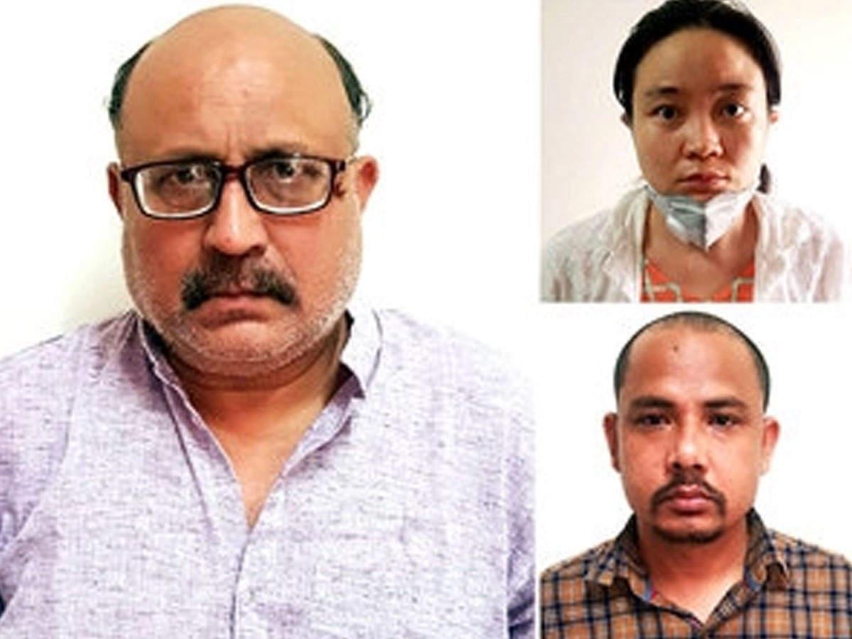 जासूसी प्रकरण: चीन के खुफिया विभाग के लिए जासूसी करता था पत्रकार राजीव, पुलिस रडार पर विदेश मंत्रालय के कर्मचारी