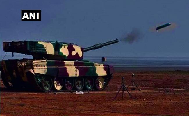 DRDO के खाते में जुड़ी एक और उपलब्धि, किया लेजर गाइडेड एंटी टैंक मिसाइल का सफल परीक्षण
