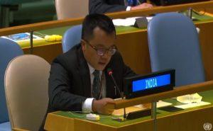 UN में पाकिस्तान को कश्मीर मुद्दा उठाना पड़ा महंगा, भारत ने जमकर लताड़ा