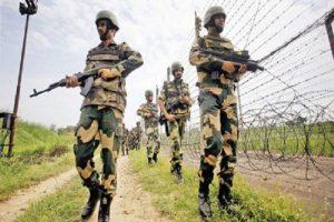 जम्मू कश्मीर: सांबा सेक्टर में घुसपैठ की कोशिश, BSF ने दिया मुंहतोड़ जवाब