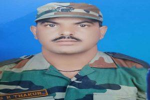 जम्मू कश्मीर: सेना के काफिले में शामिल वाहन का एक्सीडेंट, एक जवान शहीद