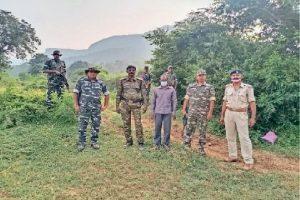 बिहार: 20 सालों से फरार चल रहा था हार्डकोर नक्सली, सुरक्षाबलों ने जंगल से दबोचा