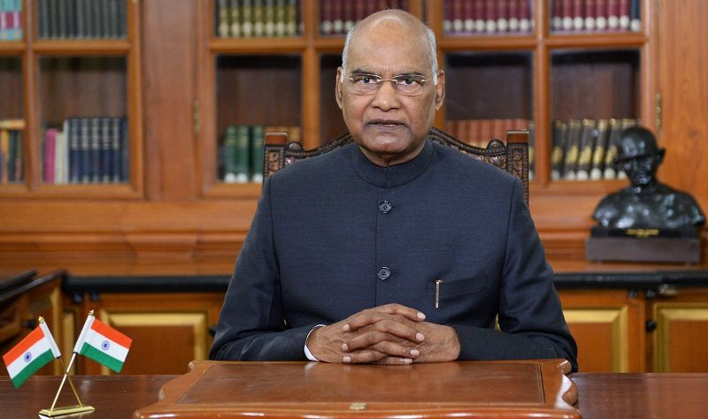 राष्ट्रपति रामनाथ कोविंद का जन्मदिन आज, पीएम मोदी और गृहमंत्री अमित शाह ने दी बधाई