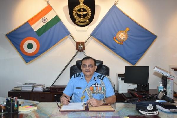 भारतीय वायु सेना ने एयर मार्शल अमित देव को सौंपी अहम जिम्मेदारी, बनाया ईस्टर्न एयर कमांड का मुखिया