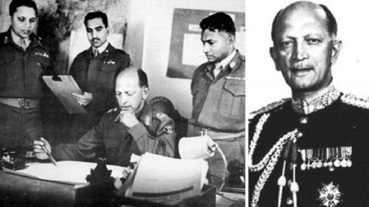 जनरल करियप्पा के सम्मान में मनाया जाता है हर साल 'सेना दिवस, पाक सेना के जनरल इनका नाम सुनकर ही पीछे हट जाते थे