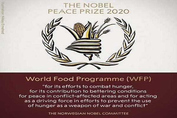 Nobel Prize In Peace