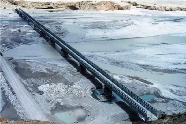 लद्दाख: चीन को जवाब देने के लिए भारतीय सेना को मजबूत बना रहा BRO, 2 साल में बनाएगा 45 नए पुल