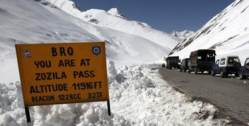 जम्मू-कश्मीर: आज लेह-श्रीनगर को जोड़ने वाले जोजिला सुरंग के निर्माण कार्य का उद्धाटन करेंगे नितिन गडकरी