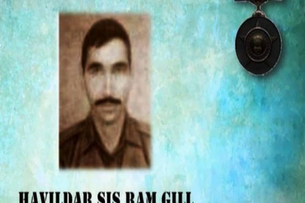 Kargil War: बुरी तरह से बह रहा था खून, जख्मों की परवाह किए बिना दुश्मनों पर कहर बनकर टूट पड़े थे शहीद शीशराम गिल