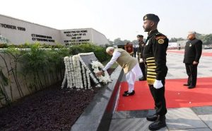 Police Commemoration Day 2020: पीएम मोदी ने शहीद पुलिसकर्मियों को दी श्रद्धांजलि, ट्वीट कर कही ये बात
