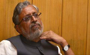 बिहार के डिप्टी सीएम सुशील कुमार मोदी आए कोरोना की चपेट में, ट्वीट कर दी जानकारी
