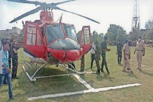 बिहार चुनाव: नक्सलियों पर कड़ी कार्रवाई की योजना, हेलिकॉप्टर से भी हो रही निगरानी