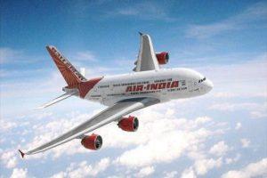 एअर इंडिया के विमान में मचा हड़कंप, यात्री बोला- प्लेन में आतंकी है और मैं…