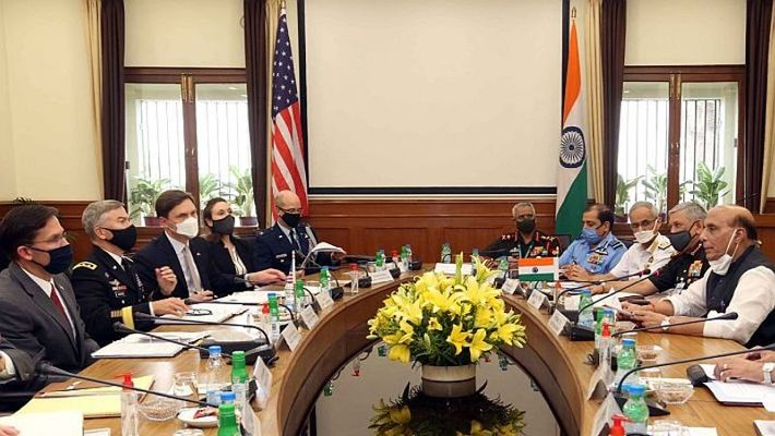 भारत-अमेरिका के बीच BECA रक्षा समझौता, अमेरिकी सेटेलाइट तक भारत की पहुंच से चीन-पाक के छूट रहे हैं पसीने