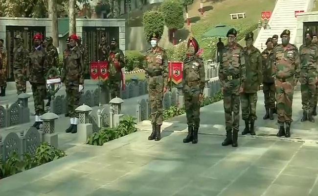 Indian Army के चिनार कॉर्प्स ने मनाया 74वां इन्फैंट्री डे, देखें तस्वीरें