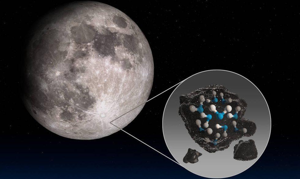 नासा ने चंद्रमा की सतह पर खोजा पानी, अब वहां इंसानों के बसने की उम्मीद जगी