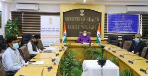भारत में कोरोना की मौजूदा स्थिति पर केंद्रीय स्वास्थ्य मंत्री का बयान: 'अभी भी जारी है वायरस का कहर, सावधानी बेहद जरूरी'