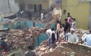 मेरठ में विस्फोट; कांग्रेस नगर अध्यक्ष समेत 2 की मौत, कई घायल