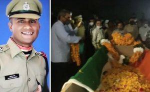 BSF में सब इंस्पेक्टर के पद पर तैनात शशांक रावत शहीद, महज 28 साल थी उम्र