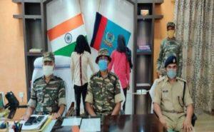 Jharkhand: पश्चिमी सिंहभूम से 2 नाबालिग सहित 4 नक्सली गिरफ्तार, IED ब्लास्ट करने में रहे हैं शामिल