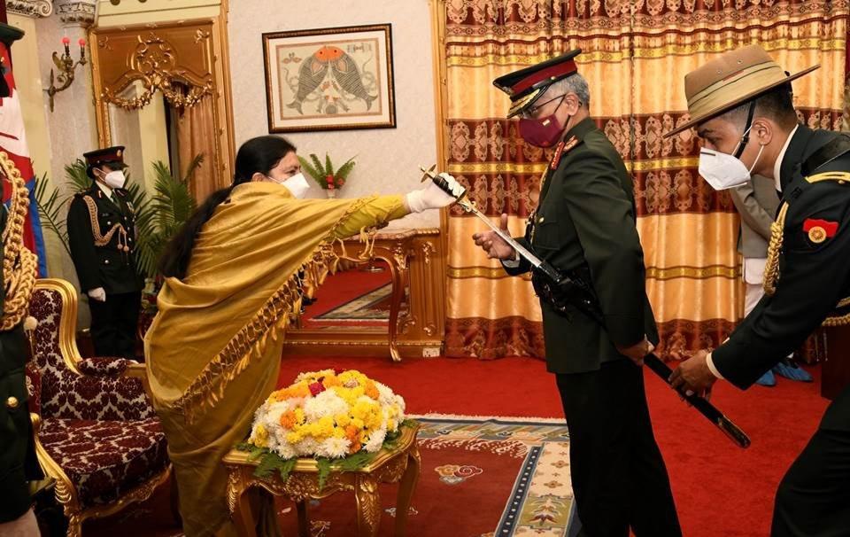 नेपाल ने भारतीय आर्मी चीफ को जनरल की मानद उपाधि से सम्मानित किया, दोनों देशों के बीच रक्षा सहयोग बढ़ाने पर चर्चा