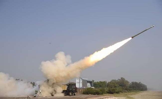 ओडिशा: जमीन से हवा में मार करने वाली क्विक रिएक्शन मिसाइल का सफलतापूर्वक परीक्षण, जानें खासियत