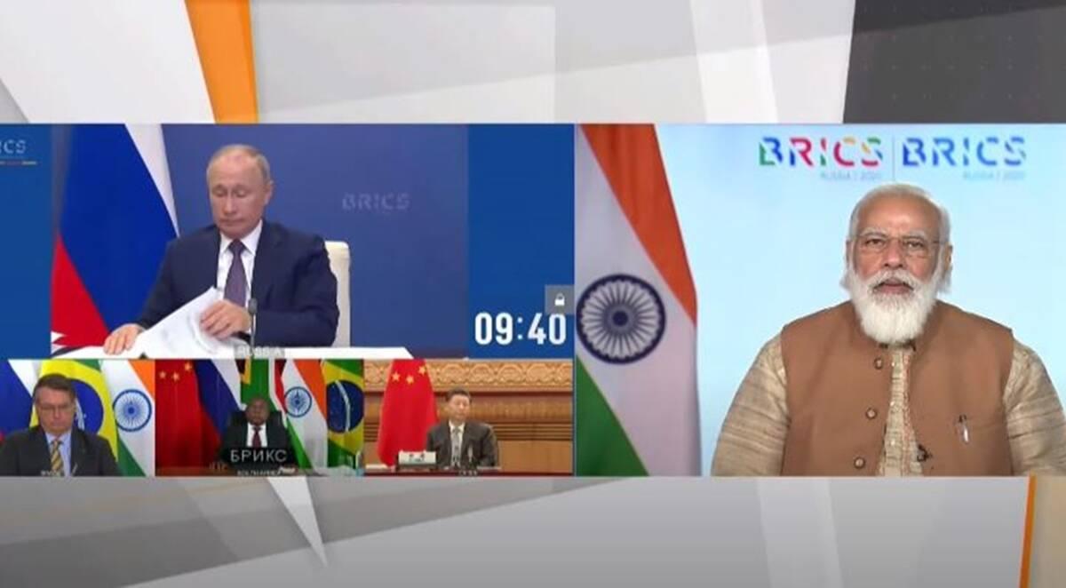 BRICS Summit: बिना नाम लिये पाक के खिलाफ जमकर बरसे मोदी, 'आतंकवाद का समर्थन करने वाले देशों का हो वैश्विक विरोध'- प्रधानमंत्री